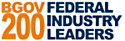 Awards - BGov 200 Federal Industry Leaders Logo